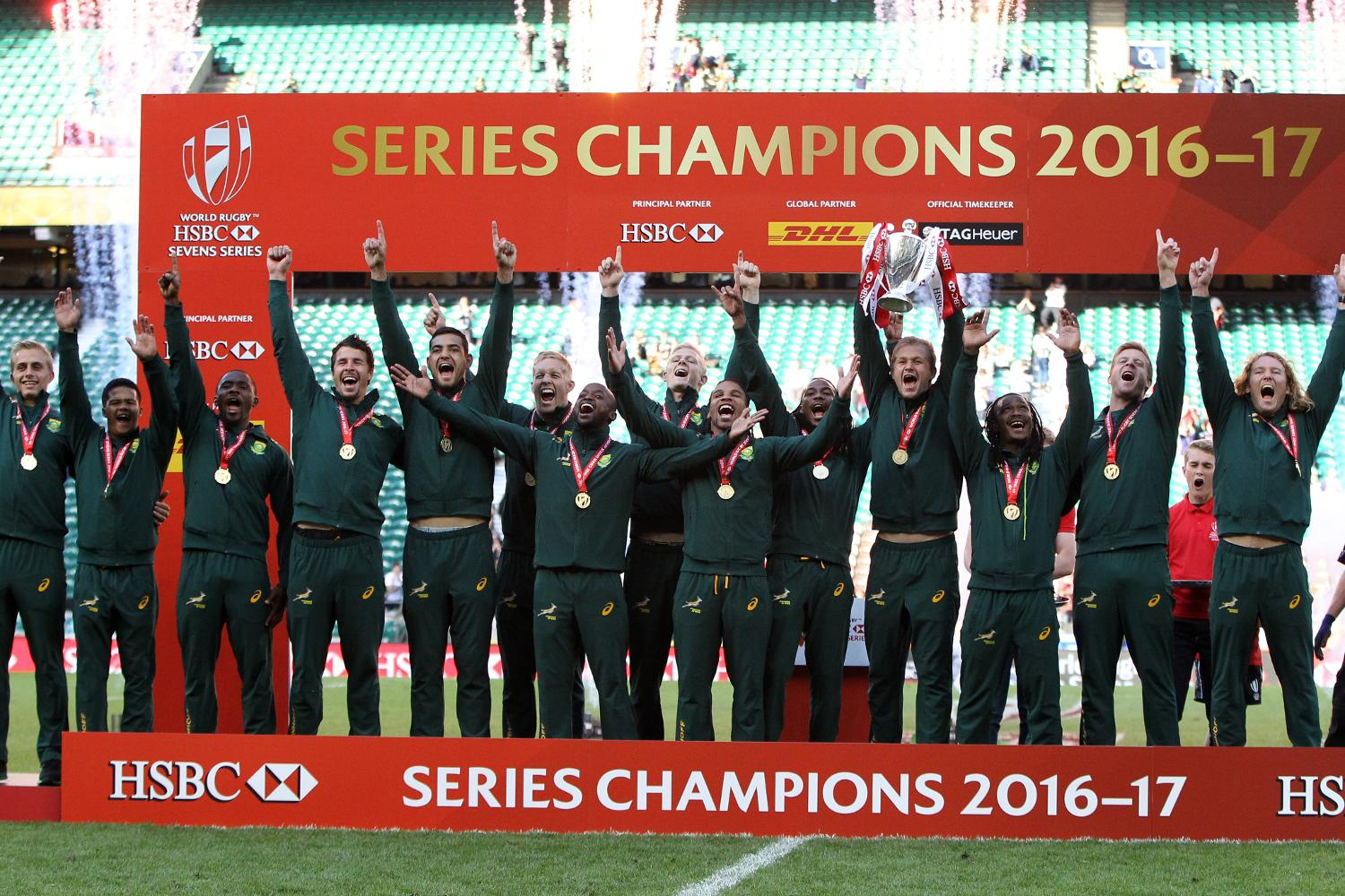 SOUTH AFRICA WINS THE 2016-17 SERIES