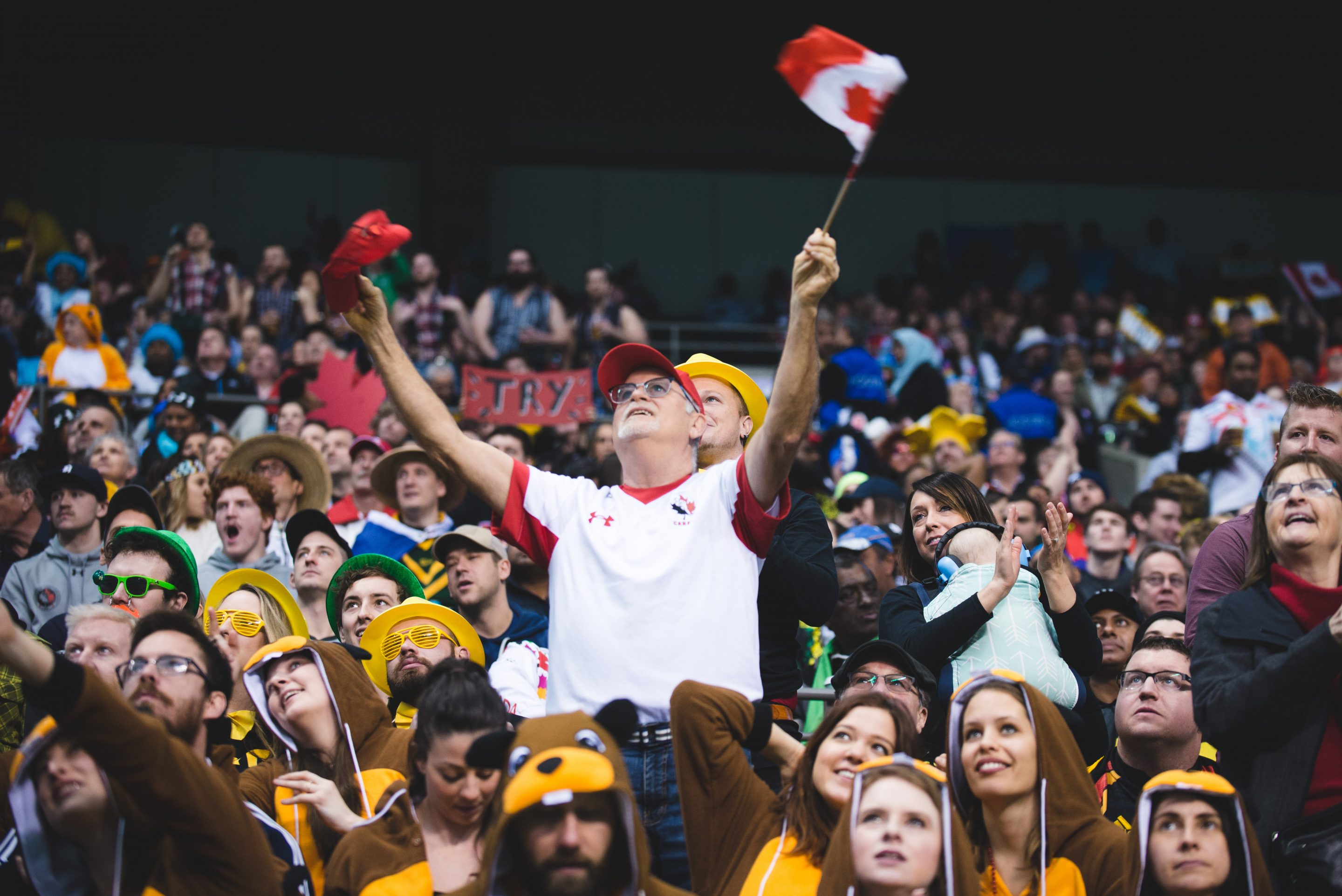 8 Pop-Culture Costumes We Hope to See At Canada Sevens