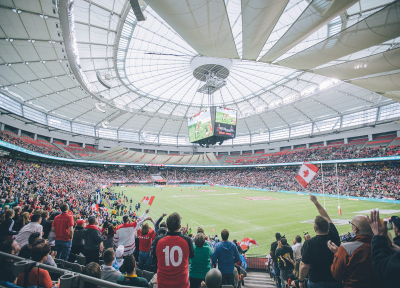 CANADA SEVENS RELEASE DATES FOR SINGLE DAY TICKET ON SALE