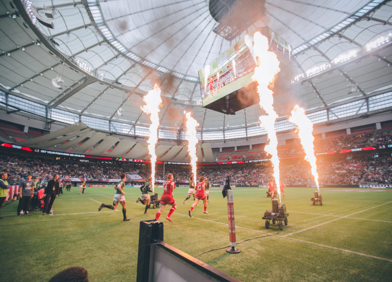 EXPERIENCE CANADA SEVENS WITH STAY VANCOUVER HOTELS