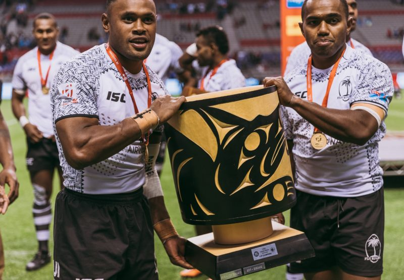 THE STORY BEHIND THE MEDALS AT CANADA 7S
