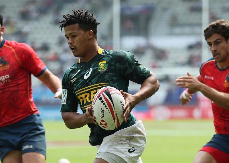 SOUTH AFRICA WIN PARIS TO CLINCH WORLD SERIES
