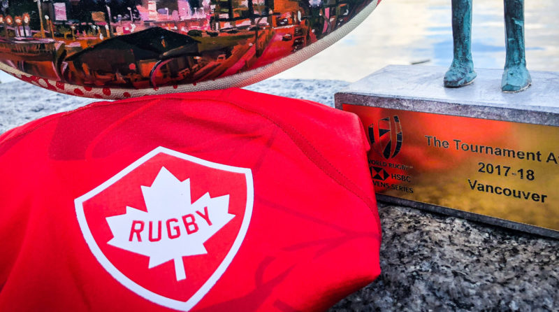 HSBC Canada Sevens tournament in Vancouver takes top spot on the 2018 HSBC World Rugby Sevens Series