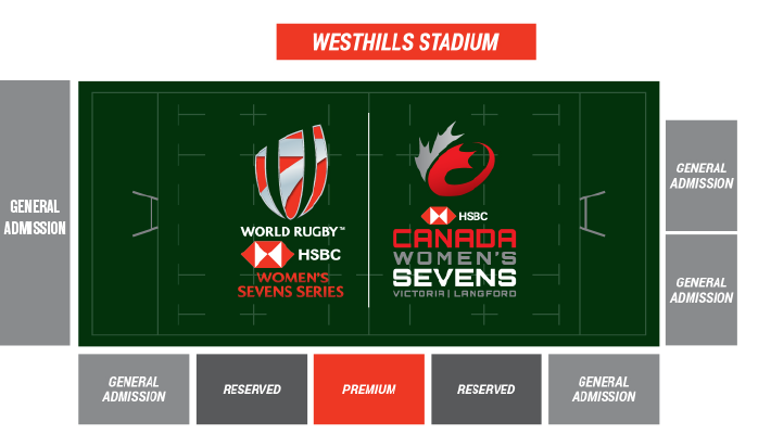 1 Westhills Stadium Map