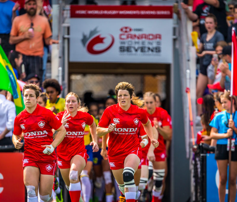 2020 HSBC Canada Women's Sevens announces February 28 ticket on-sale date; event partners with BC Rugby Club Finals